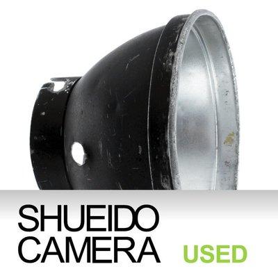 集英堂写真機【全國免運】中古實用品 / COMET 原廠 18cm 傘用 標準罩 燈罩 攝影棚用 大型閃燈 9188