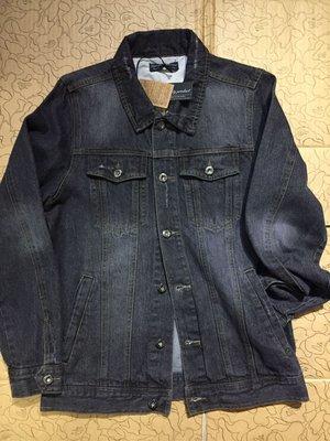 [變身館日本服飾]~High quality product~牛仔~外套~夾克~單寧~刀割~日本購入~全新~現品~出清價