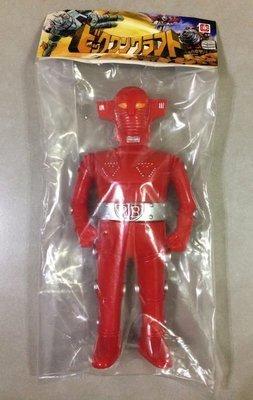 """全新 BIG ONE CRAFT 10"""" RED BARON 紅巴隆 大膠"""