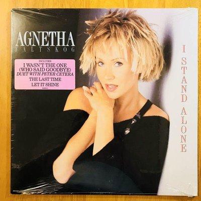 [阿巴合唱團女主唱] Agnetha Fältskog – I Stand Alone 美版未拆封