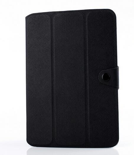 三星GALAXY Note 10.1 N8000皮套 N8010 荔枝紋超薄保護套 456