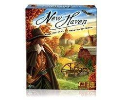 【陽光桌遊世界】New Haven 德國桌上遊戲 Board Game