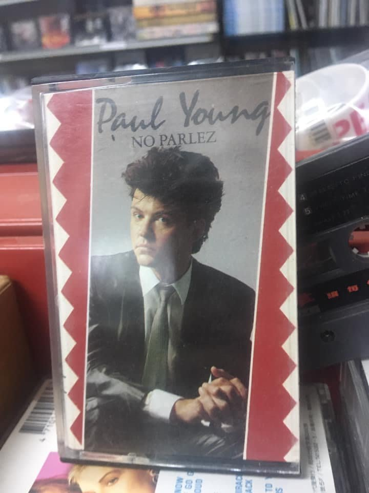 卡帶 Paul Young  moody blues eddie money