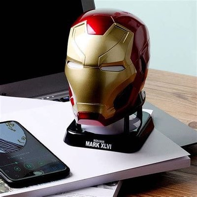 ironman mini speaker