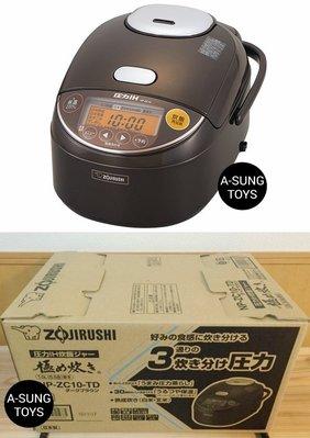 【預購 6/3到貨】 zojirushi 象印 NP-ZC10 黑圓厚釜 內鍋 壓力IH電子鍋 6人份 六人份 電鍋