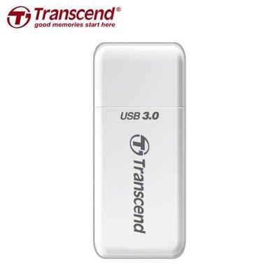 創見 Transcend RDF5 USB 3.0 micro SD SD卡 讀卡機 白色 (TS-RDF5W)