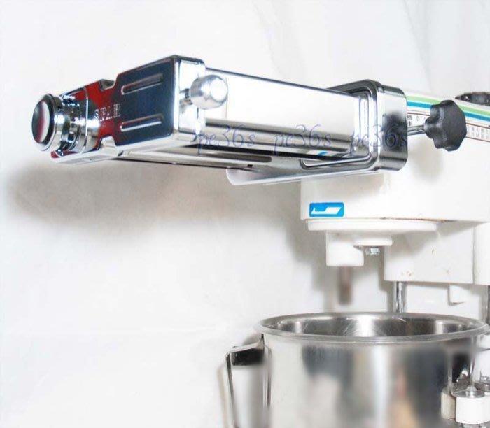 超商不收   SP-502外接壓麵條機組 ( 士邦5公升專用配件 不含機子 攪拌器 打蛋器 打蛋機 )