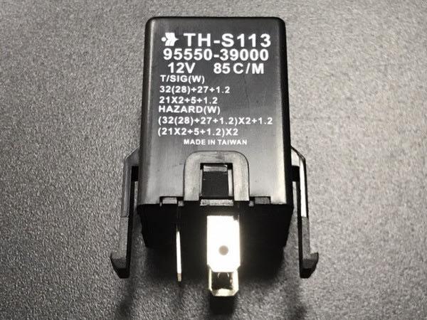 TUCSON MATRIX ATOS 閃光器 方向燈繼電器 台製95550 39000