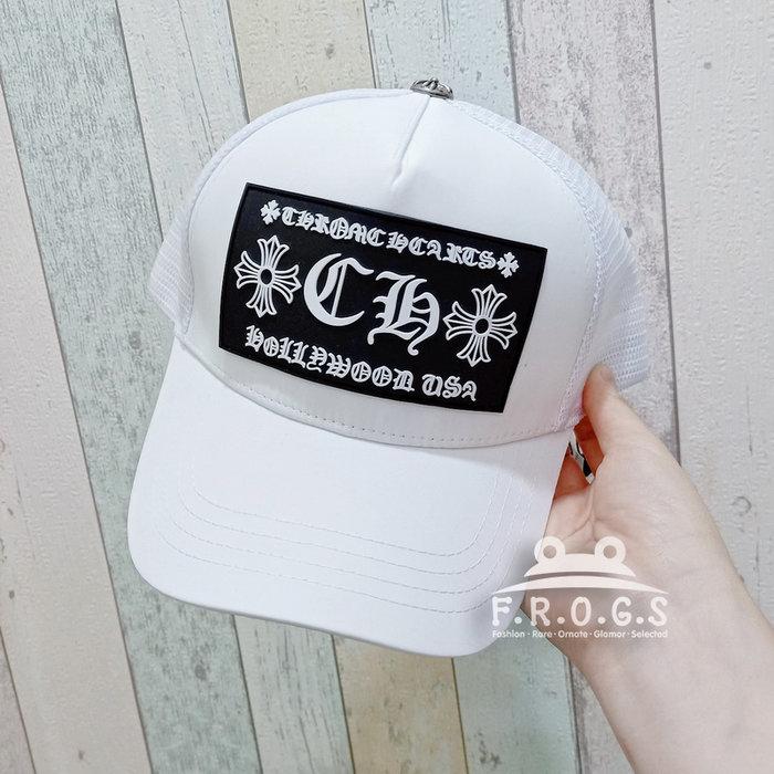 F.R.O.G.S H0317歐美街頭明星克羅心立體膠底造型運動卡車帽棒球帽遮陽帽網帽鴨舌帽防曬帽男女同款(現+預)