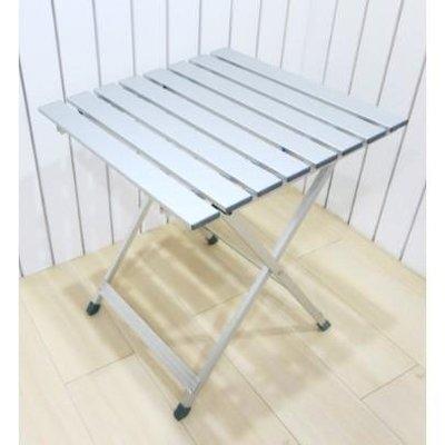 免運-超極輕 鋁合金折合桌(方形)//折疊桌/露營桌