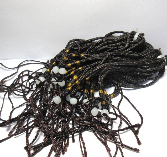 出賣家藏--翡翠 瑪瑙 玉石 手把件 吊繩 掛繩