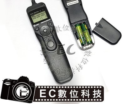 【EC數位】相機快門線 C3 液晶電子快門線 Canon 6D MarkII  6D2
