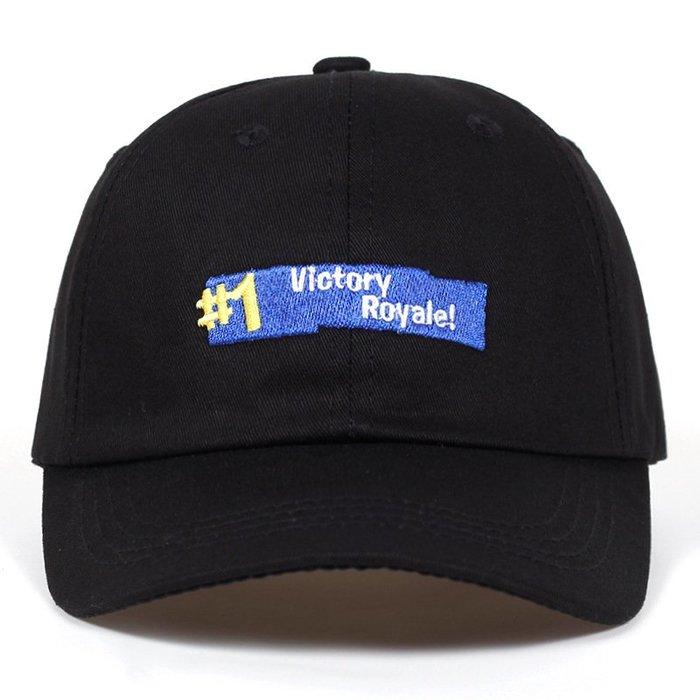 FIND 韓國品牌棒球帽 男女情侶 victory royale字母刺繡 帽子 太陽帽 鴨舌帽 棒球帽