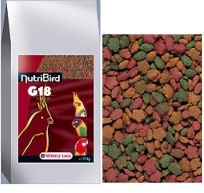 ✿ 預購商品 ✿*中華鳥園*☑ 含發票 / 凡賽爾G18完全濃縮滋養丸 - 10公斤