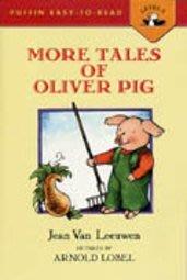*小貝比的家*MORE TALES OF OLIVER PIG/ LEVEL 2/平裝