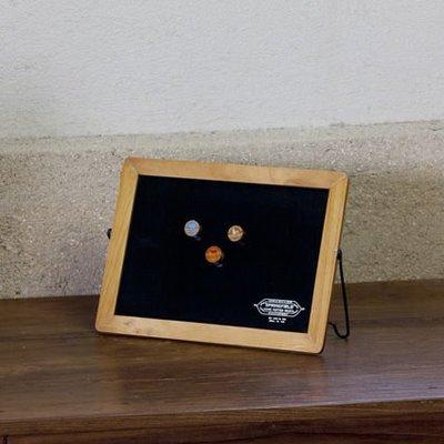 艾苗小屋-日本進口 HOMESTEAD 桌上型磁鐵留言版