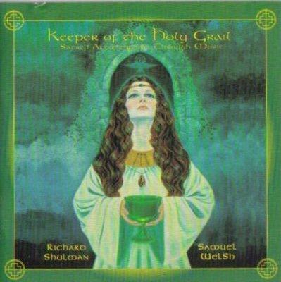 [心靈之音]聖杯守護者-聖音調諧Keeper of the Holy Grail-理查舒曼能量靜心音樂-合法授權進口新品