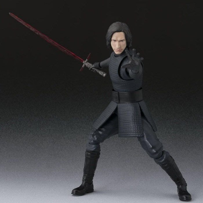 全新 SHF Star Wars 星際大戰 最後的絕地武士 Kylo Ren 凱羅忍