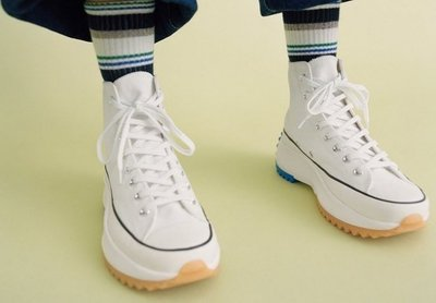 【現貨】JW Anderson x Converse Run Star Hike 聯名 厚底 白 164665C