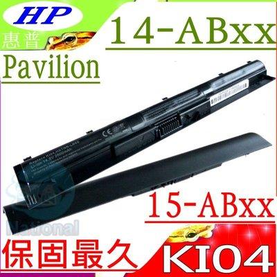 HP電池(保固最久)-惠普 KI04, 15-AK, 15-AK014tx, 15-AK015tx, 15-AK016tx 台中市