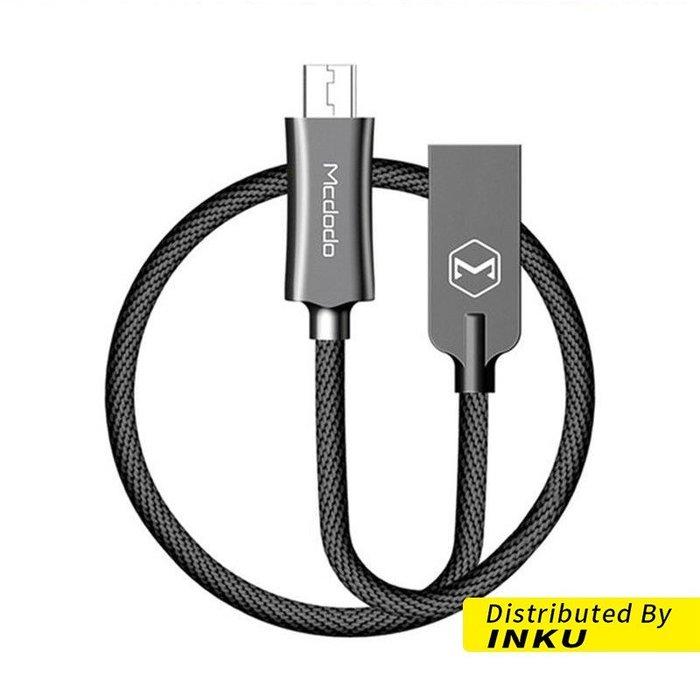 限時下殺~現貨麥多多 安卓 傳輸線 Micro USB 騎士快充 充電線 快充線 Mcdodo 1m 1.5m-SWK2