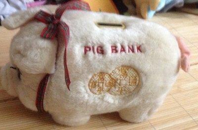 全新豬存錢筒pig bank 約27x17x13cm