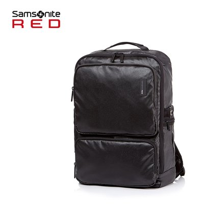 新品 Samsonite RED 新秀麗【ALVION GS4】15.6吋筆電後背包L 可插掛 暗袋 電纜孔 強化防水