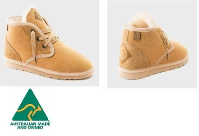 澳洲製 UGG Desert Boot oz aussie 雪靴