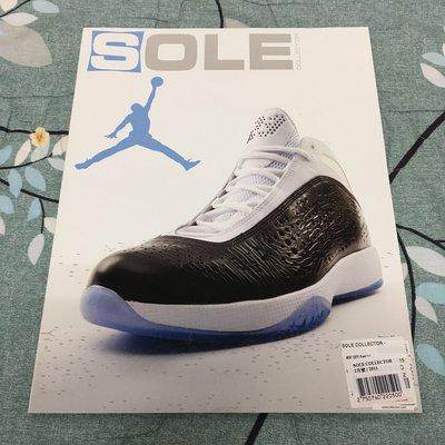 全新SOLE球鞋雜誌Air Jordan年度特輯 ~ NIKE 1 5 11 Bred 黑紅 流川楓 公牛王朝 最後之舞