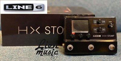 『立恩樂器』免運分期公司貨 LINE6 HX STOMP 吉他 綜效 綜合效果器 加送短導 Helix 同技術 效果器