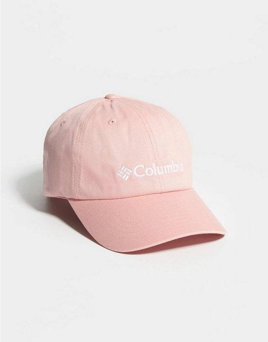 南 現 Columbia CAP 運動帽子 帽子 老帽 哥倫比亞 男女 小孩 孩童 可調式 黑色 粉紅色 電繡 戶外