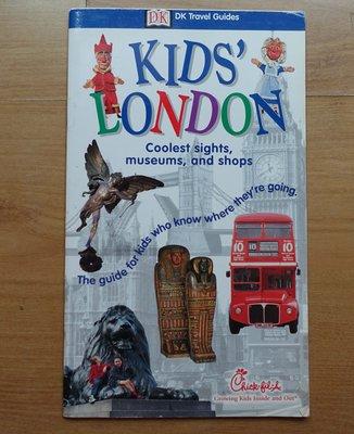 【英文童書】-- Kids London  --***愛麗絲夢遊*** --英30