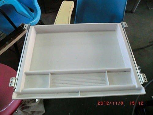 樂居二手家具 中抽 薄抽 鍵盤架 ABS中抽 薄抽主機架 (二手 辦公家具 辦公桌椅拍賣)