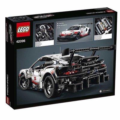 LEGO 樂高 TECHNIC 科技系列 42096 Porsche 保時捷 911(現貨)