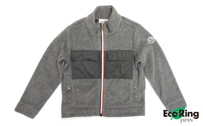 [Eco Ring HK]*Moncler Kids' Jacket Grey 100% Polyester*Rank AB-207000341-