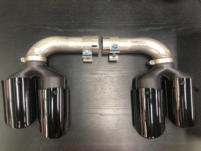 Porsche Cayenne E3 Coupe 尾飾管