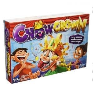 HASBRO-CHOW CROWN 咬咬點心皇冠