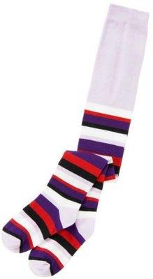 全新Gymboree-條紋褲襪-10-12-一元起標