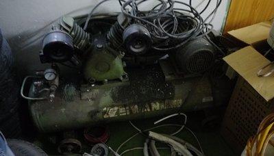 天鵝牌空壓機3HP馬力,,3相220v