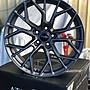 Atmos X Wheels. X10 18吋 For Focus MK4