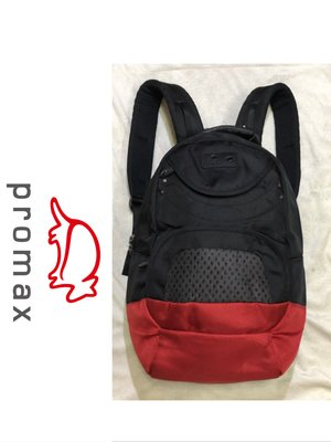 低價起標~法國運動品牌PROMAX CLASSIC APARA3.0系列 牛皮後背包 尼龍防震電腦公事包 時尚雙肩包