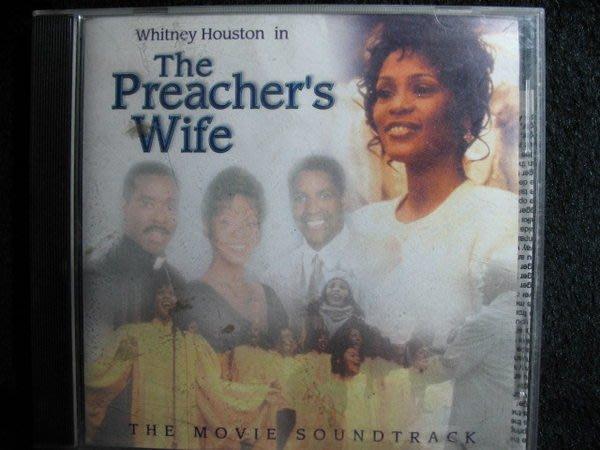 Whitney Houston -The Preacher s Wife - 1997年版 - 81元起標  電影原聲