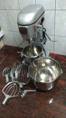 賀冠  攪拌機  大小配 全套式  順光餐廚