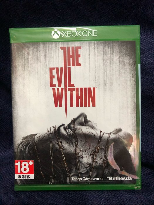 Xbox ONE 惡靈入侵(英文版)the evil within 全新品