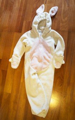 國外帶回小白兔造型服