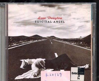 *真音樂* LUCE DRAYTON / SUICIDAL ANGEL 二手 K20127