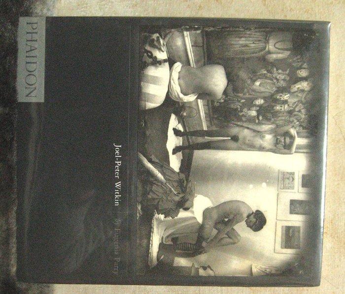 [狗肉貓]_joel peter_ witkin_絕版攝影書_全新書籍_最後一本了