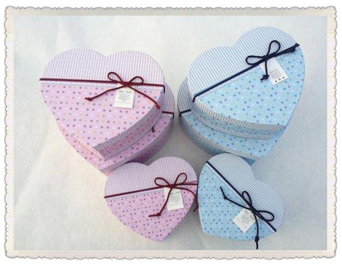 精美特種紙心形禮品盒 生日禮物盒情人節情侶巧克力盒