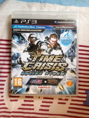 《Time Crisis: Razing Storm》 PS3 game