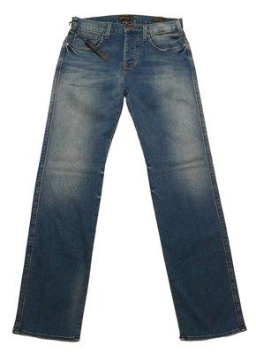 Genetic Denim   全新 直筒 牛仔褲 29W 29腰  有彈性 MADE IN USA 美國製造 保證正品